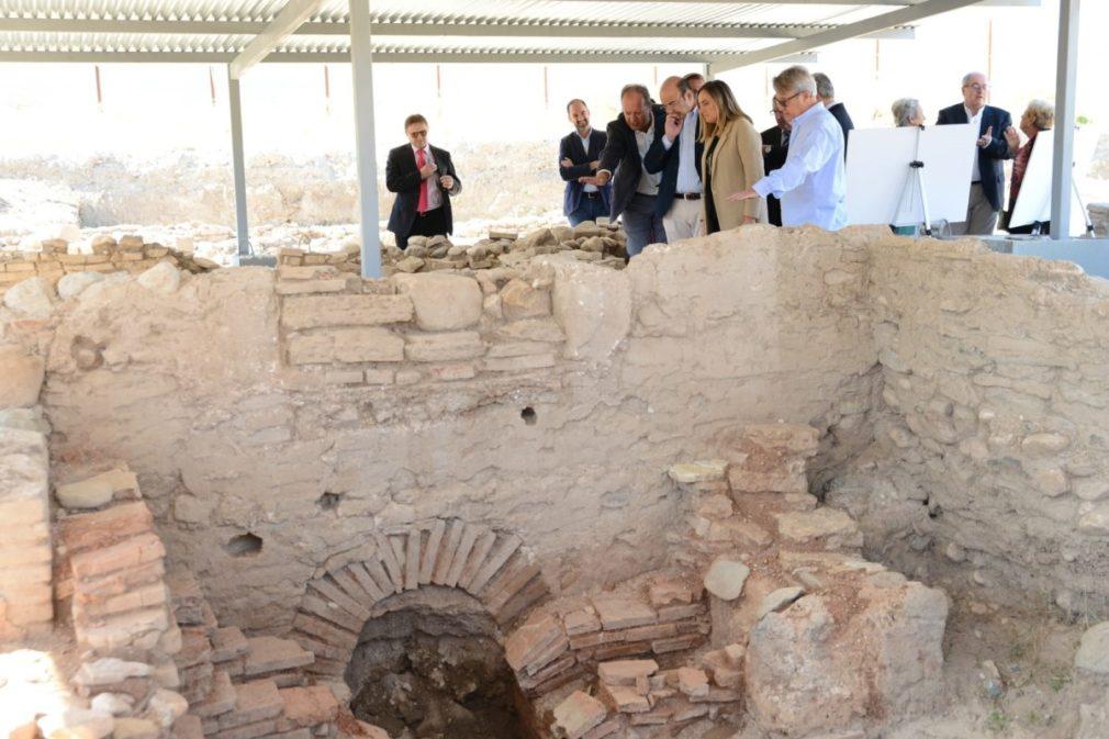 Granada.- Las catas arqueológicas se reanudarán en unas semanas en la zona de Mondragones