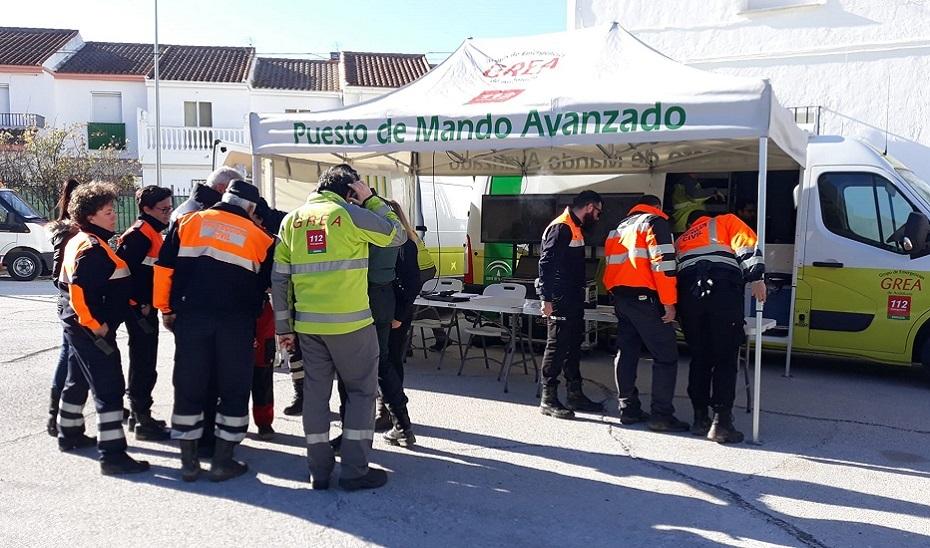Granada.- Sucesos.- Desaparecido este lunes en Zújar un hombre de 89 años con demencia