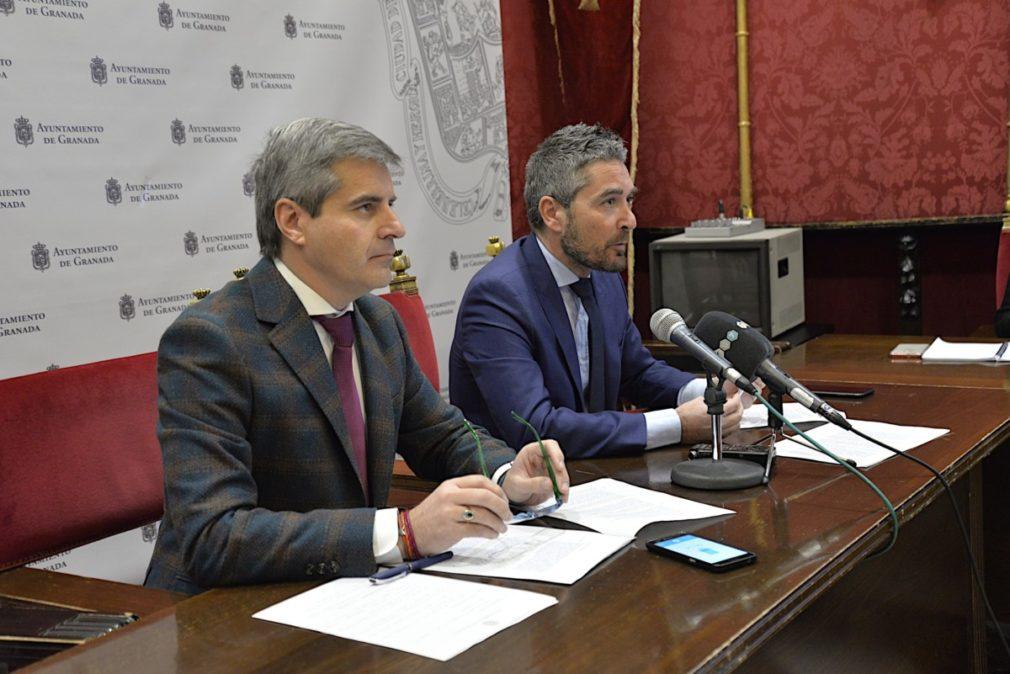Granada.- La Policía Local incorpora a su dotación doce nuevos vehículos