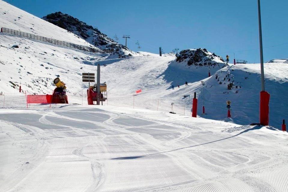 Granada.- Sierra Nevada abre la pista Maribel y suma 56 kilómetros esquiables, 61 pistas y 17 remontes