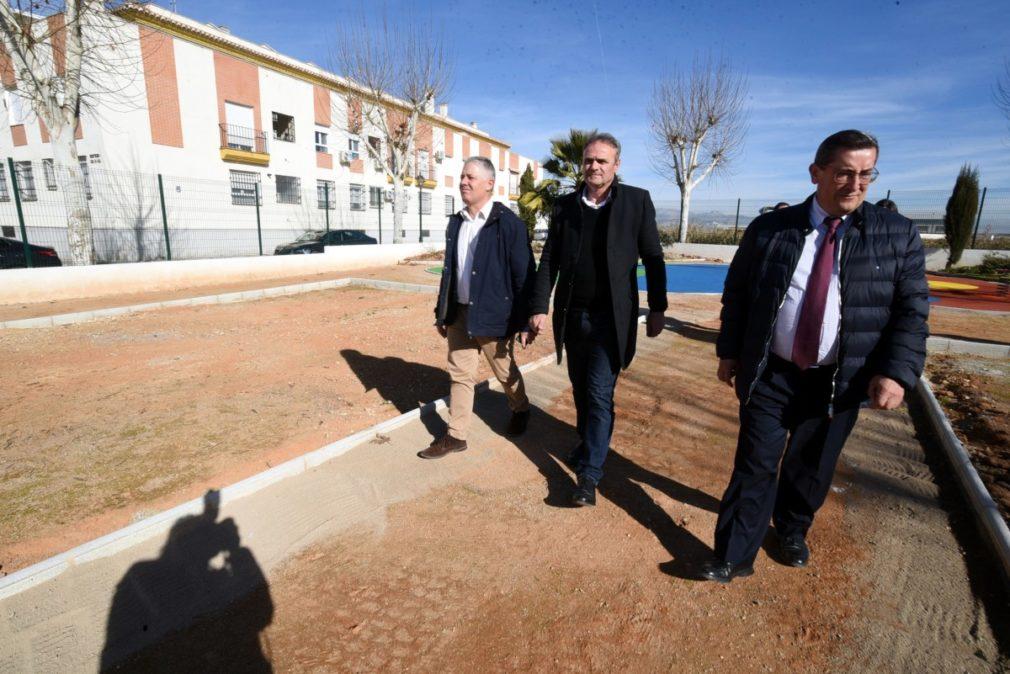 Granada.- La Diputación impulsará la recuperación de la zona de Cañaveral en Cijuela