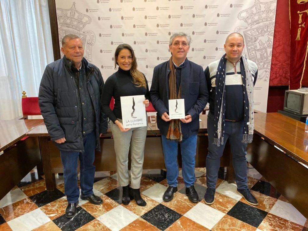 Granada.- El Ayuntamiento de Granada apoya el nacimiento de la peña flamenca 'La Lumbre'