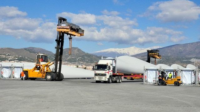 Granada.- Puertos.- La Autoridad Portuaria de Motril cierra el cuarto mejor año de su historia en tráfico de mercancías
