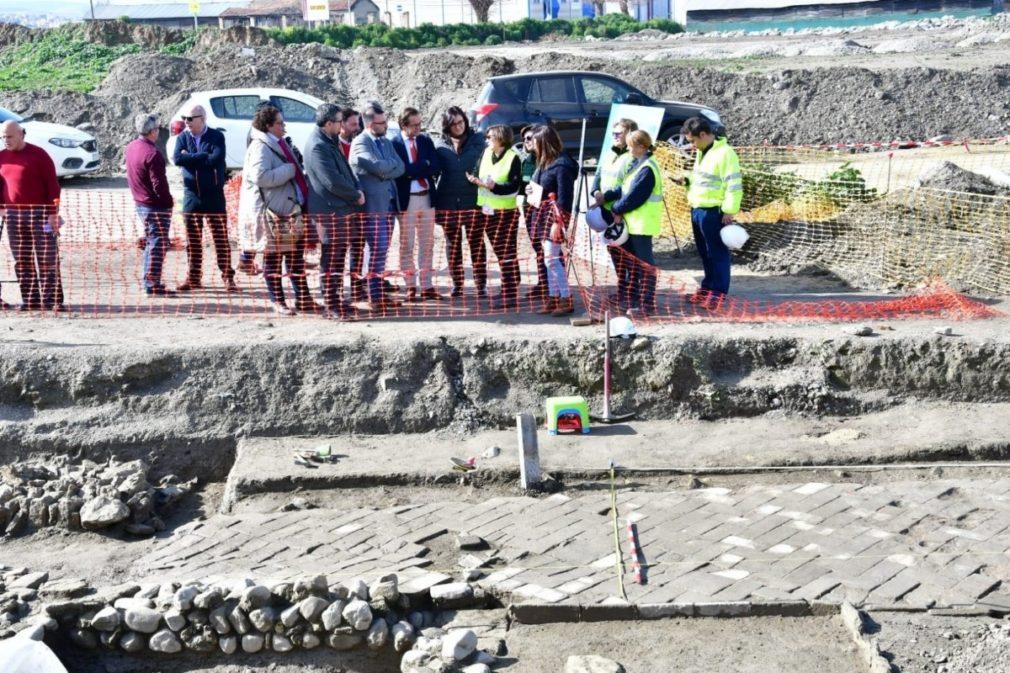 Granada.- Los restos arqueológicos hallados en Vegas del Genil no retrasan el proyecto para llevar las aguas a otra EDAR