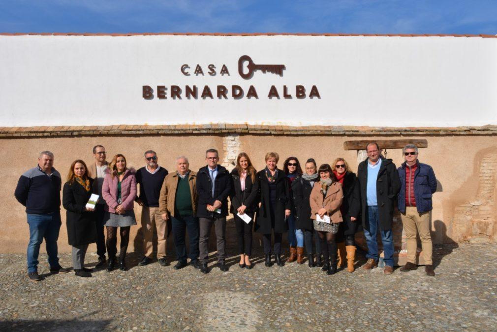 Granada.- La Junta subvenciona con más de 35.000 euros la mejora de las instalaciones de la Casa de Bernarda Alba