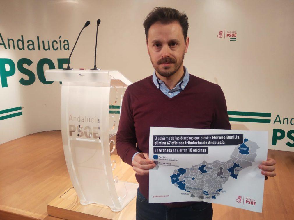 FOTO. PSOE Oficinas liquidadoras 20200114