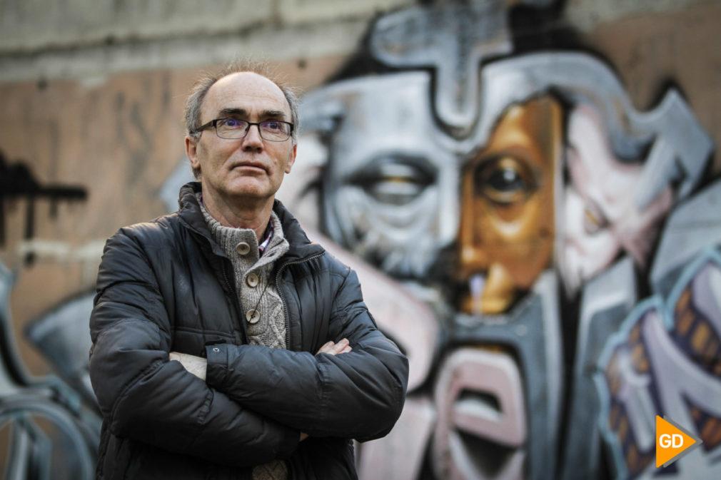 entrevista Juan Carlos Carrion parroco de la barriada de la paz