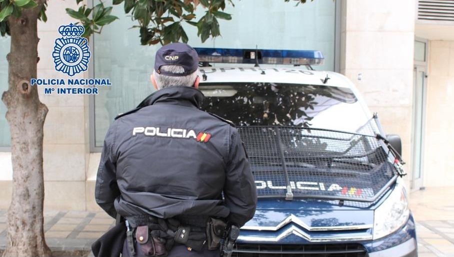Fotografía policía