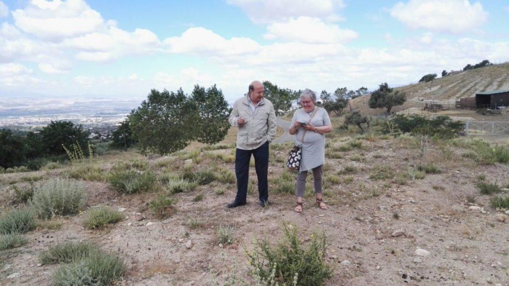 """Granada.- Memoria.-Piden a la justicia que siga investigando para exhumar los restos de Lorca y darles """"sepultura digna"""""""