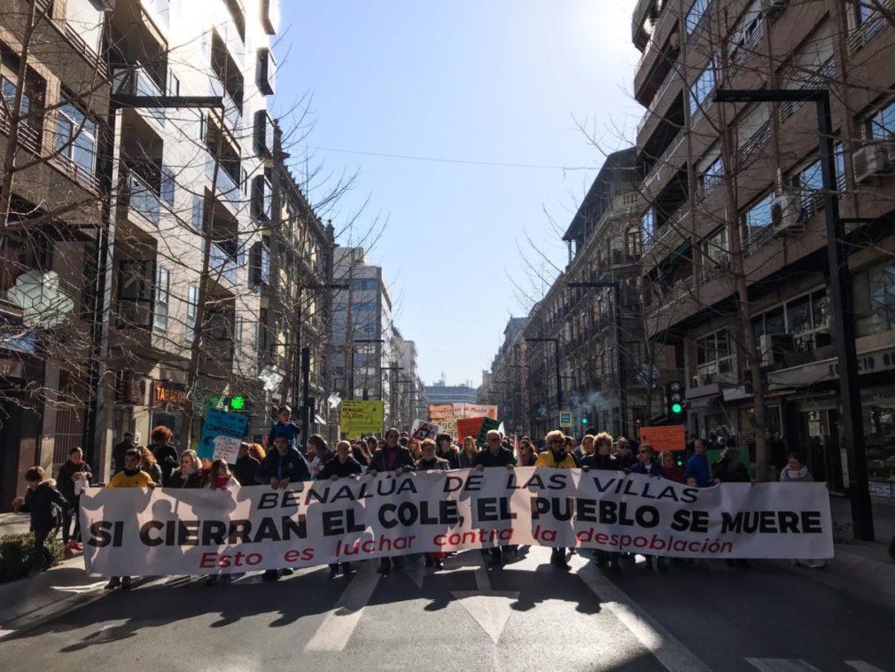 Manifestación 1