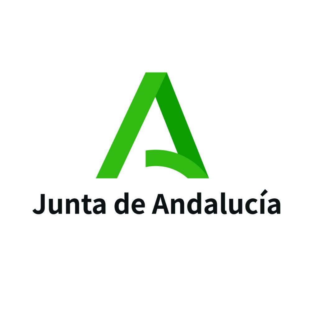 Marca genérica Junta de Andalucía fondo blanco
