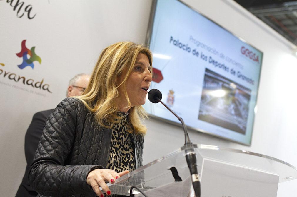 Presentación de los Zocos de Granada y la programación de Gegsa para 2020