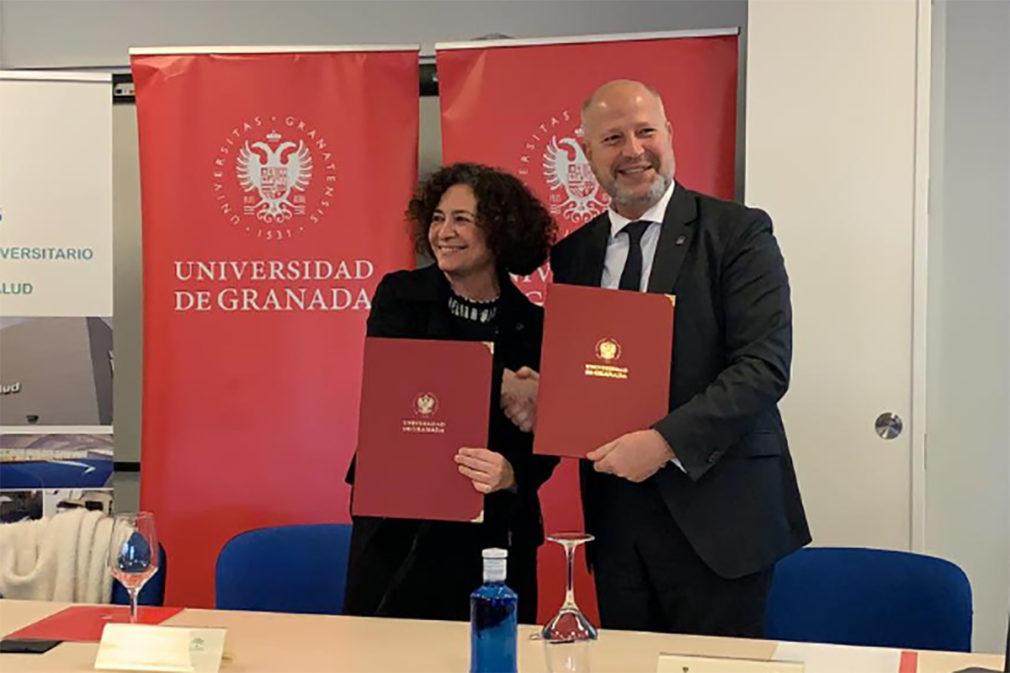 convenio creación Instituto Mixto Universitario Deporte y Salud