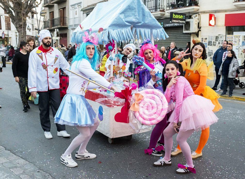 Carnaval de Santa Fe Archivo (3)