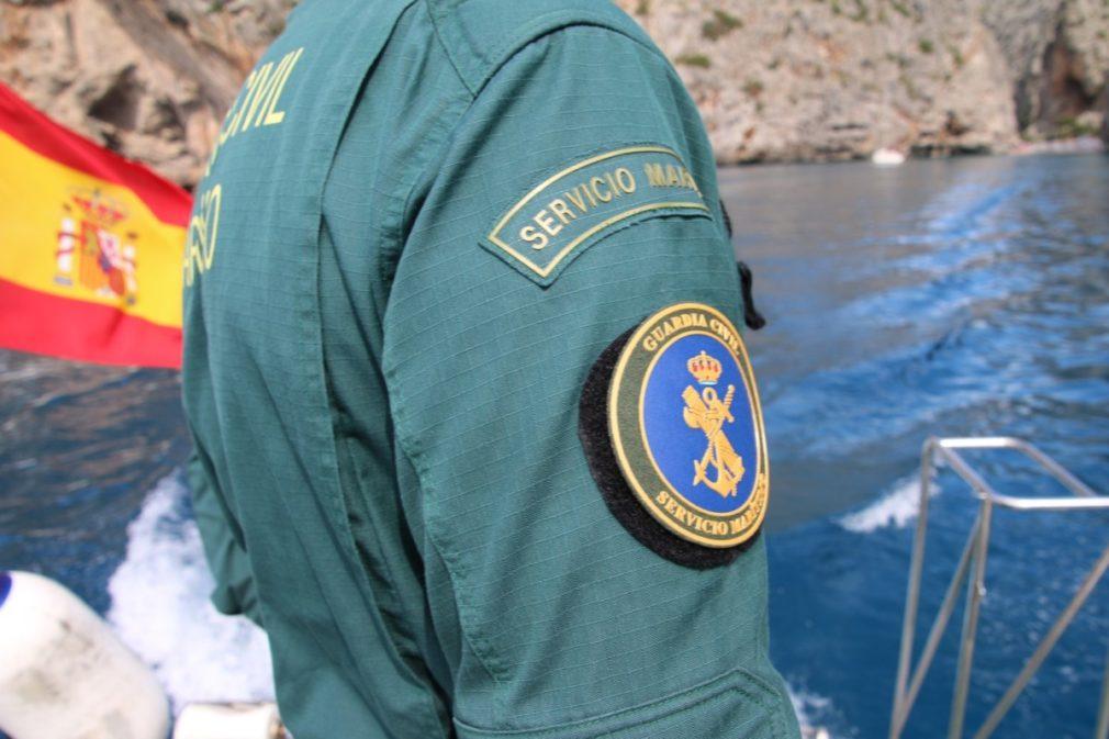 Sucesos.- La Guardia Civil interpone 21 denuncias en una campaña de control de embarcaciones en Ibiza y Formentera