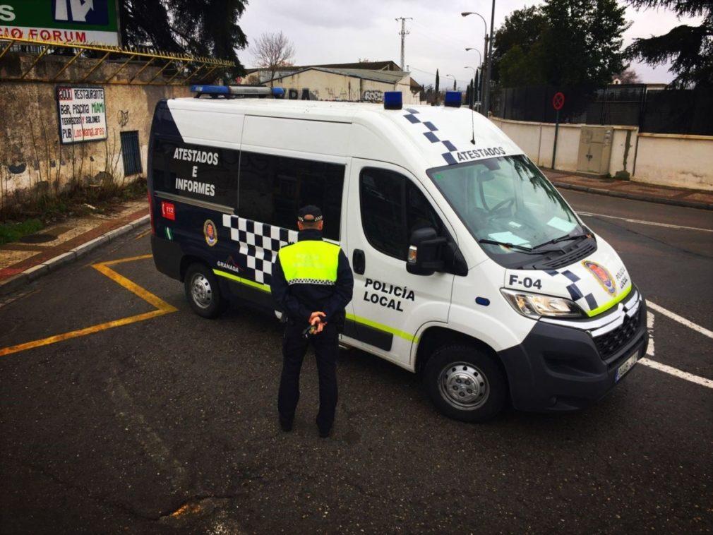 Granada.- El Ayuntamiento pone en marcha un dispositivo especial de seguridad para Navidad con refuerzo de agentes