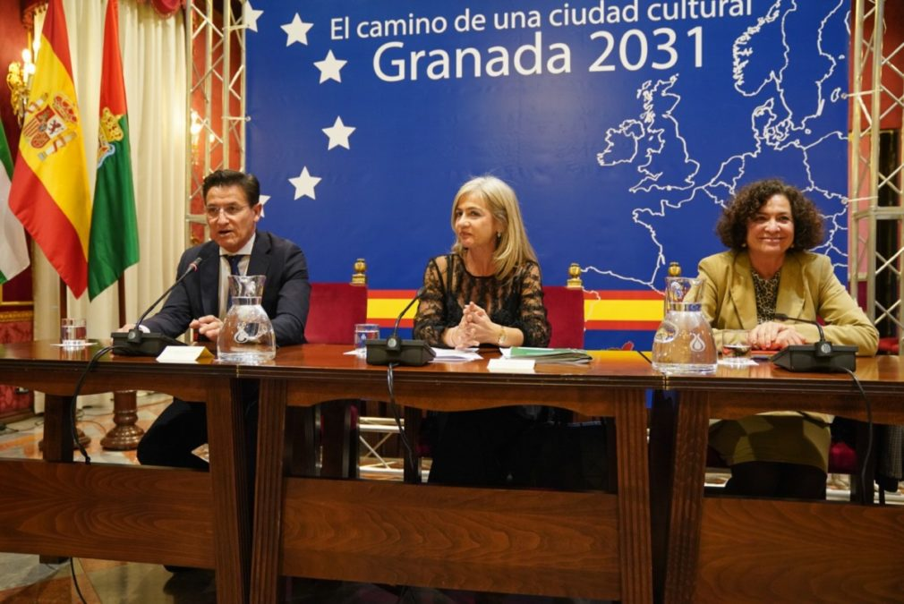 Granada2031.- Del Pozo anuncia un refuerzo en programación e infraestructuras con motivo de su aspiración a capitalidad