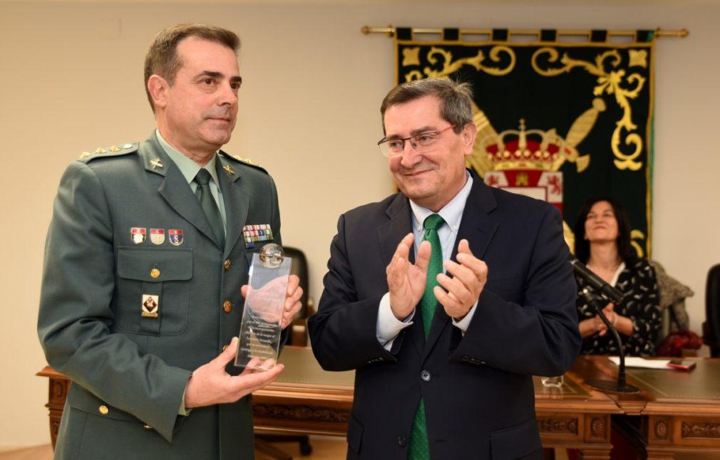 Granada.- La Diputación reconoce los 175 años de historia de la Guardia Civil al servicio de la provincia
