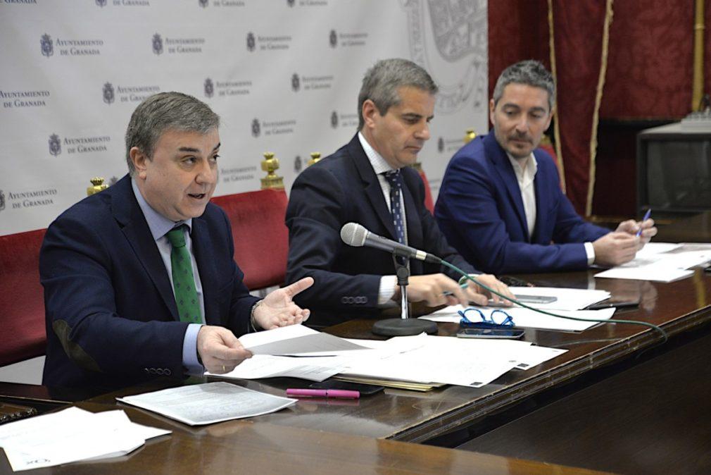 Granada2031.- El Ayuntamiento se convierte en el primero de España en aprobar el Plan de Contratación Municipal de 2020