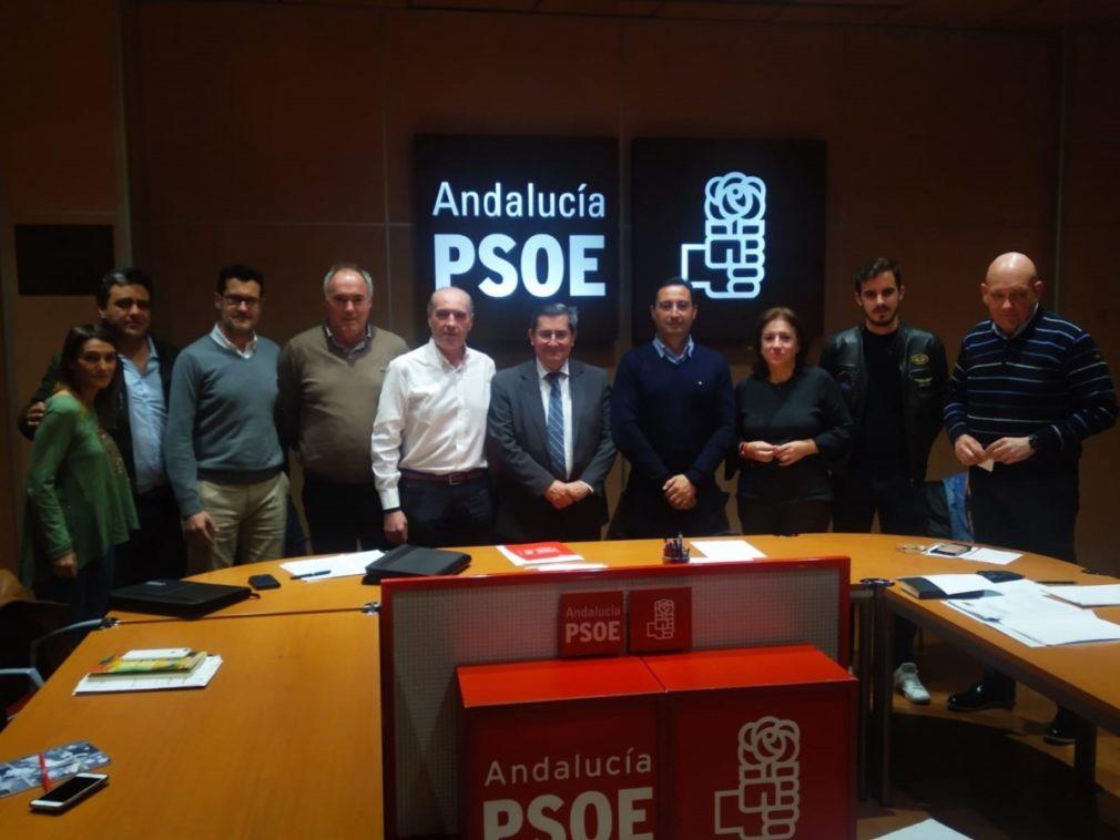 Granada.- Entrena defiende la necesidad de precios justos para el sector agrícola y apoya sus movilizaciones