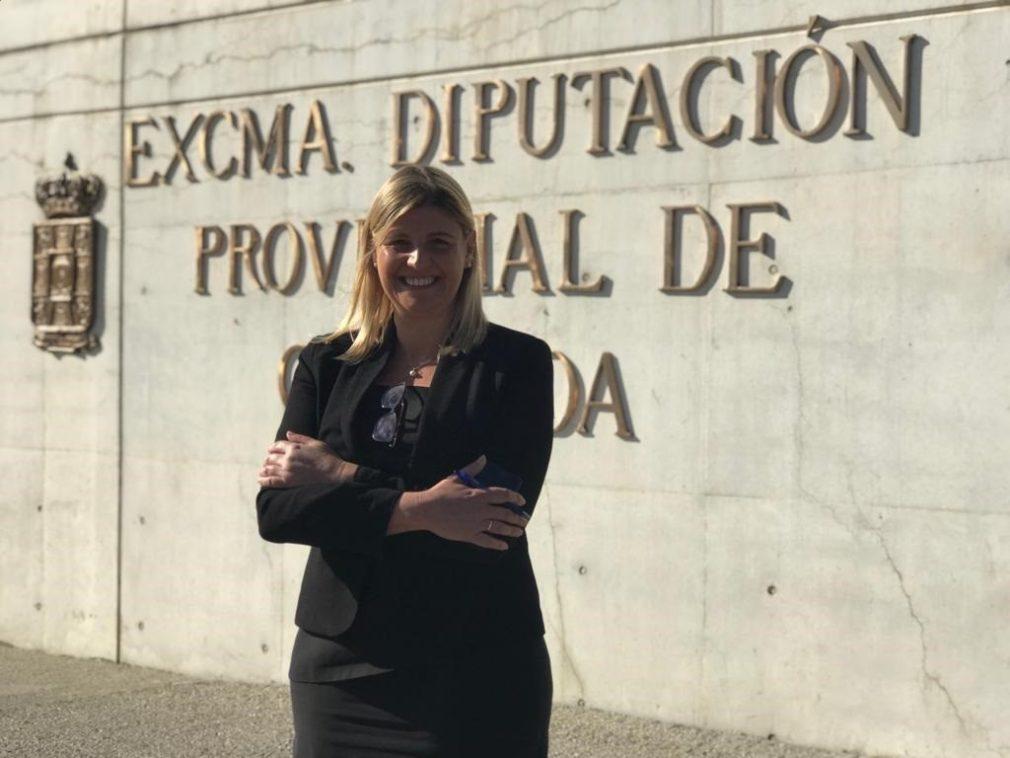 Granada.- Inmaculada Hernández, nueva portavoz del PP en la Diputación