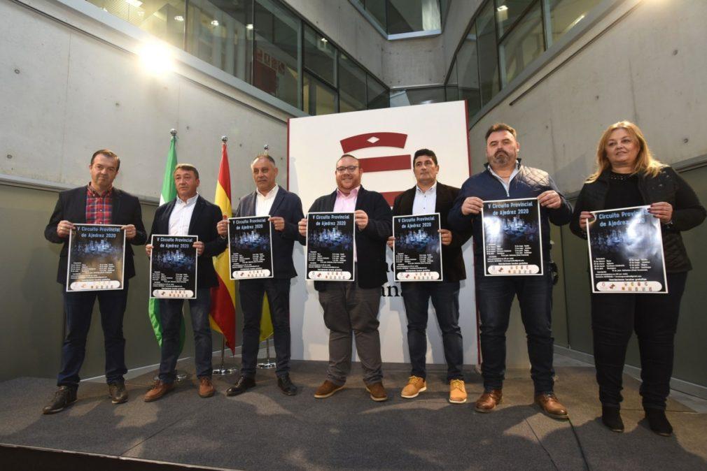 Granada.- La localidad de Íllora abre este sábado la quinta edición del Circuito de Ajedrez de Diputación