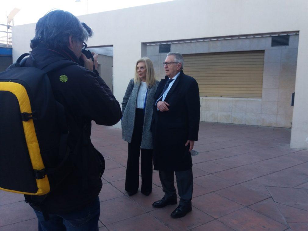 Granada.- Tribunales.- La exdirectora de Cetursa defiende su gestión y que los pagos se hicieron con arreglo a la ley