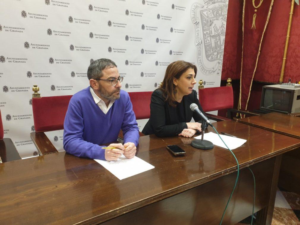 FERNANDEZ MADRID Y RUZ EN RUEDA DE PRENSA HOY
