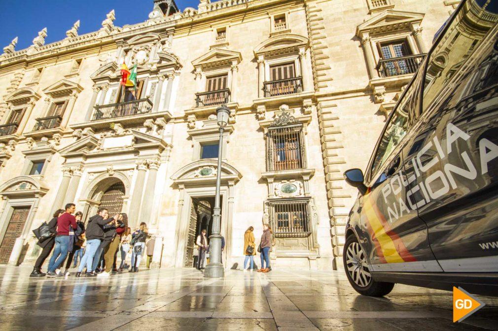 Audiencia y tribunal superior de justicia de Andalucia en Granada