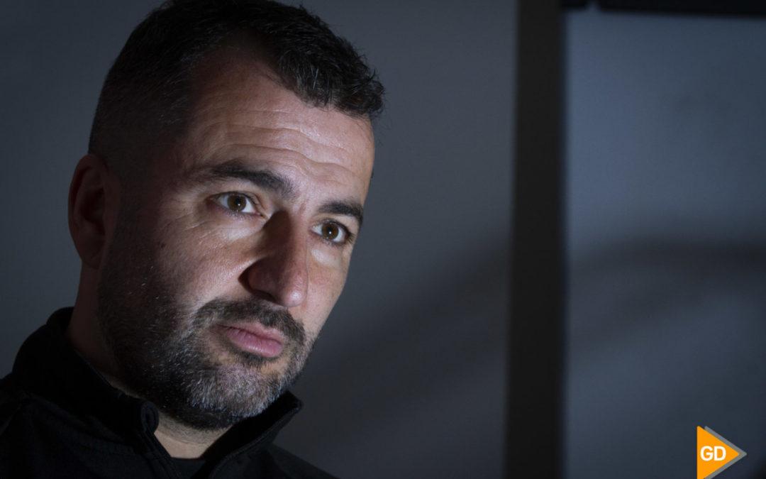 """Diego Martínez: """"Jugar cada tres días requerirá un 'plus' por parte de todos"""""""