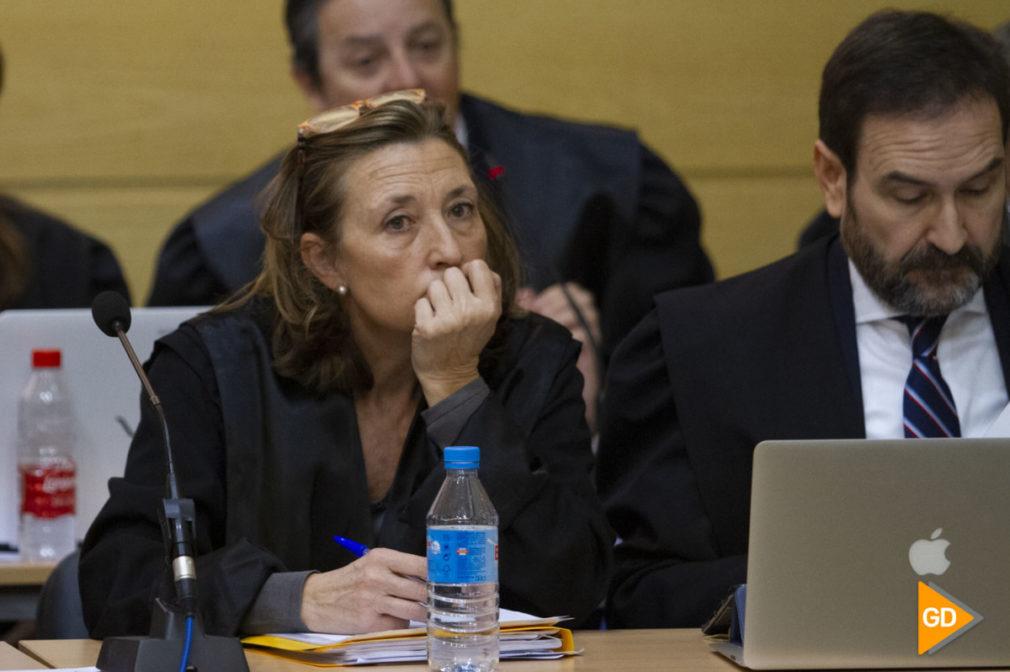 Juicio por el caso serrallo en los juzgados de Granada