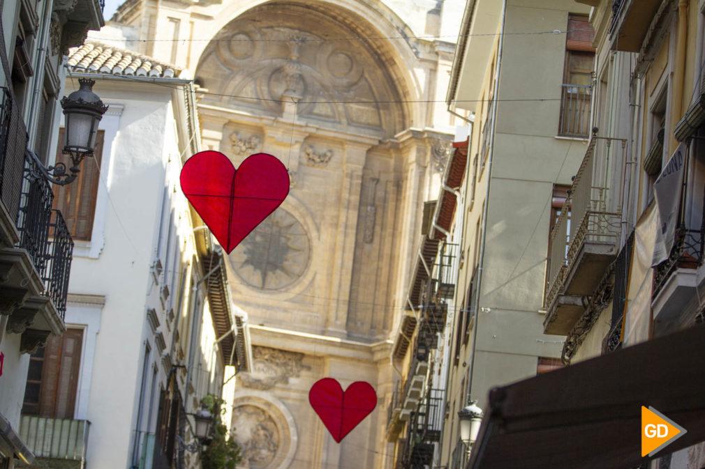 San Valentin en Granada