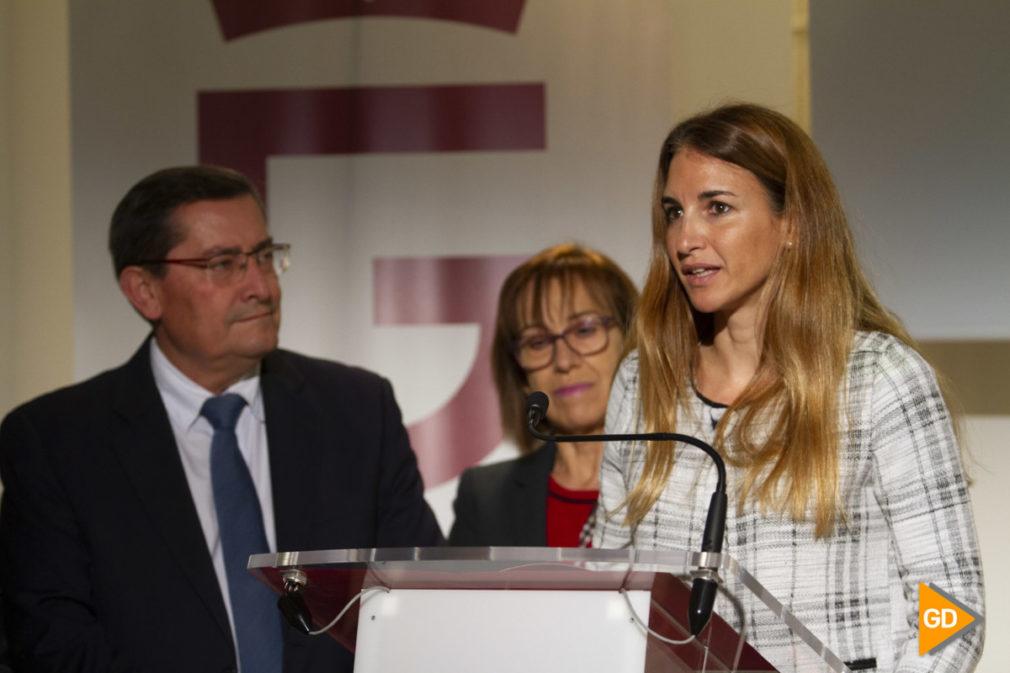 presentacion de la nueva campaña de apoyo al comercio local impulsada por la Diputación de Granada