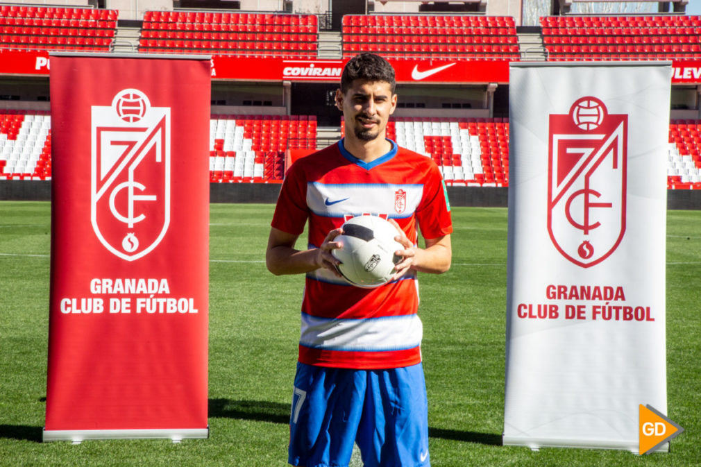 Fotos presentación Gil Dias Granada CF (6)