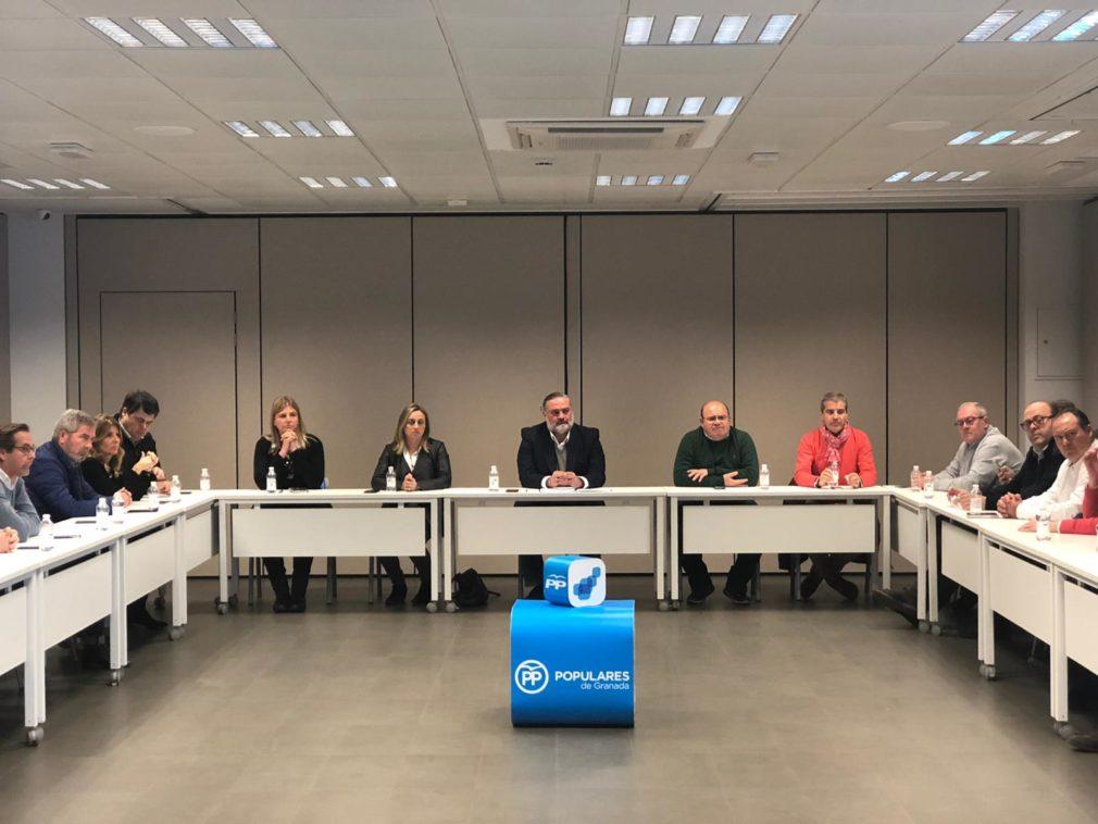 Reunión sede PP 2.2.2020