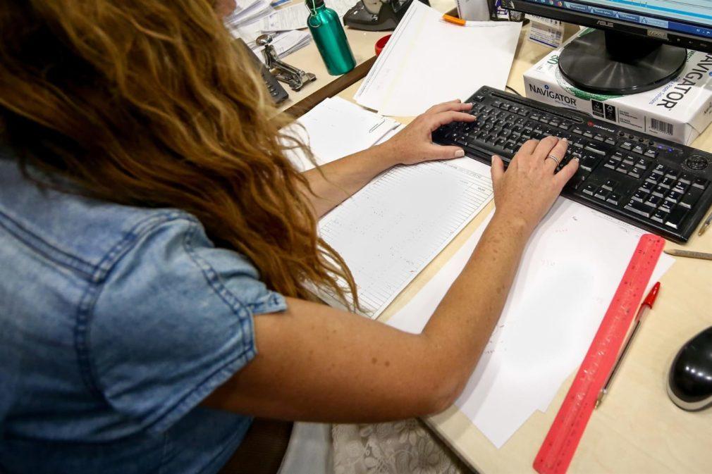 brecha salarial - mujer trabajo