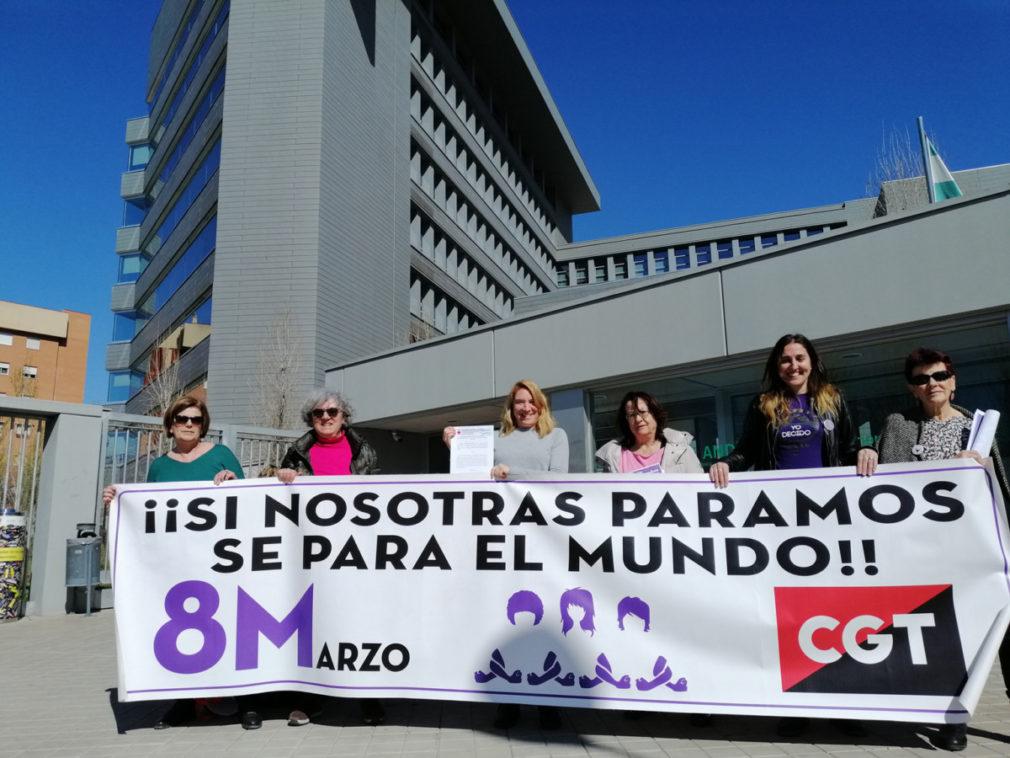 huelga general 8 marzo