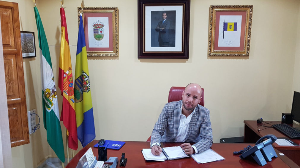 Estefano Polo alcalde Ogijares
