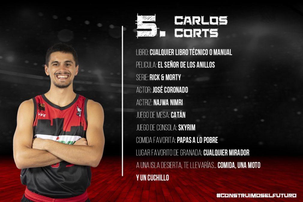 Carlos Corts