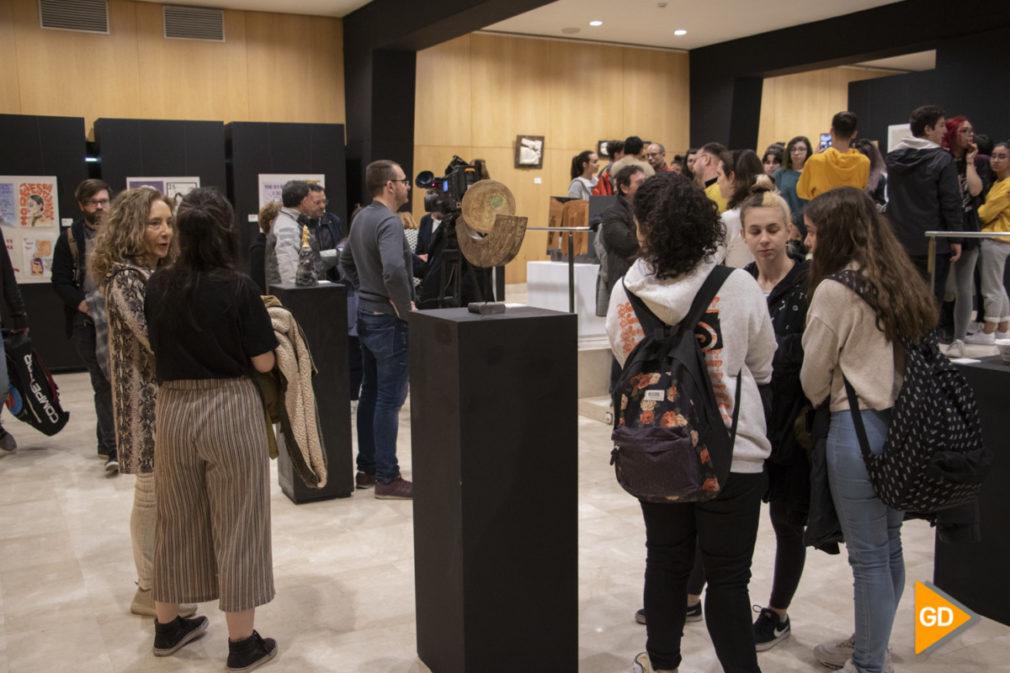 El Centro de Arte Joven Rey Chico acoge la exposición 'Por si acoso, arte' (6)