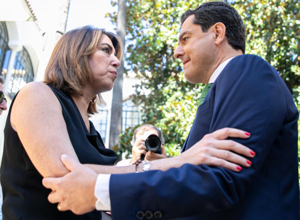 Acto conmemorativo en el Parlamento con motivo del aniversario del nacimiento de Blas Infante.