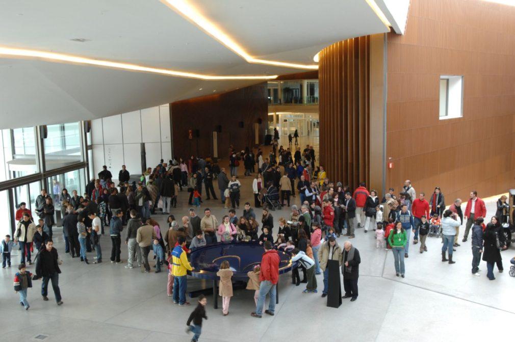 Granada.- El Parque de las Ciencias registra más de 13.600 visitas durante el puente de la Constitución