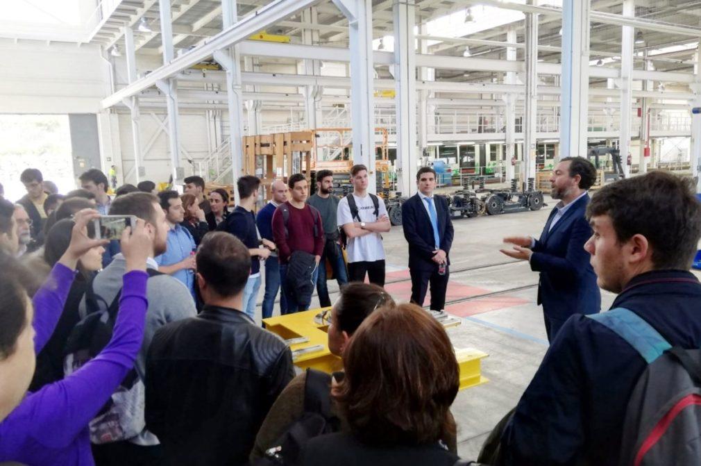 Granada.- El Metro de Granada, protagonista de la jornada de la UGR sobre Sostenibilidad e Infraestructuras