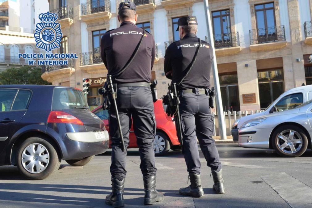 Granada.- Sucesos.- Investigan una reyerta entre dos familias que ha dejado al menos un herido de bala en Motril