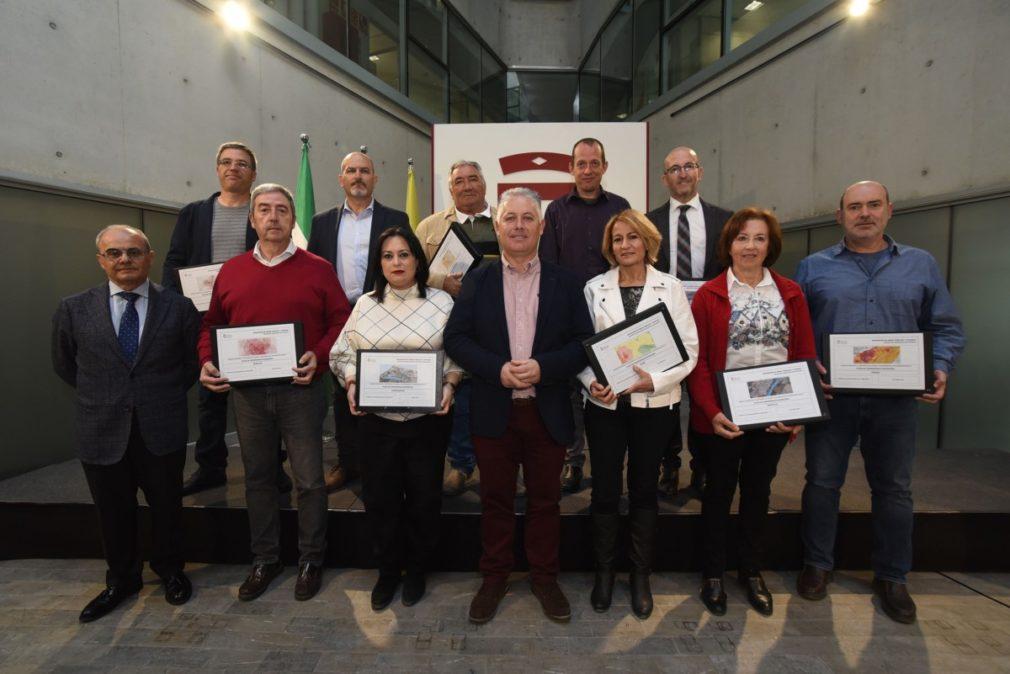 Granada.- La Diputación elabora un estudio sobre riesgos naturales en 16 localidades de la provincia