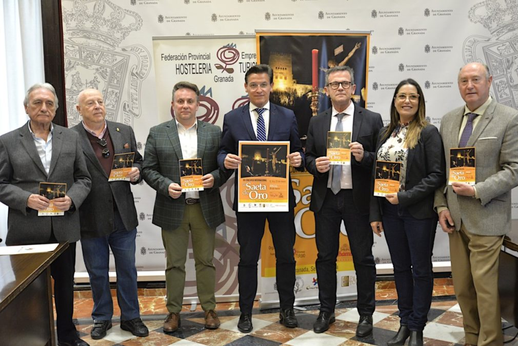Granada2031.- Concurso internacional 'Saeta de oro' se convierte en referente de la recuperación y promoción del género