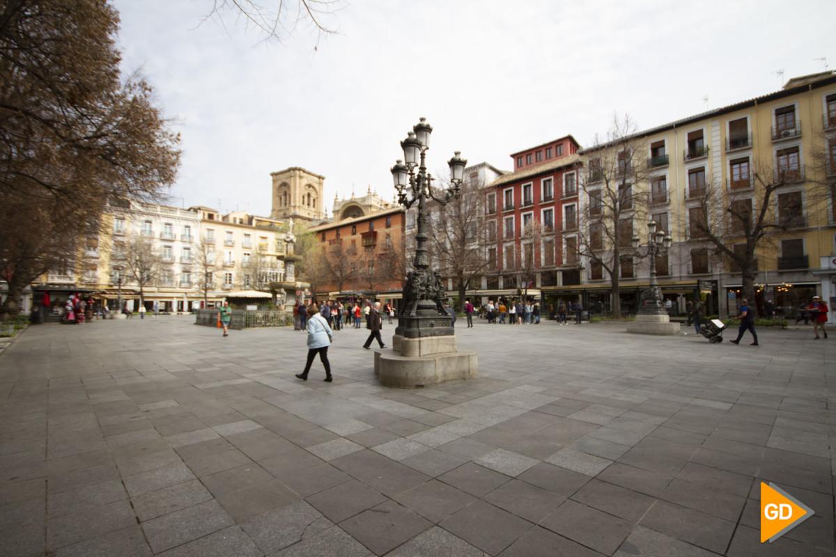 Granada tras el positivo en coronavirus