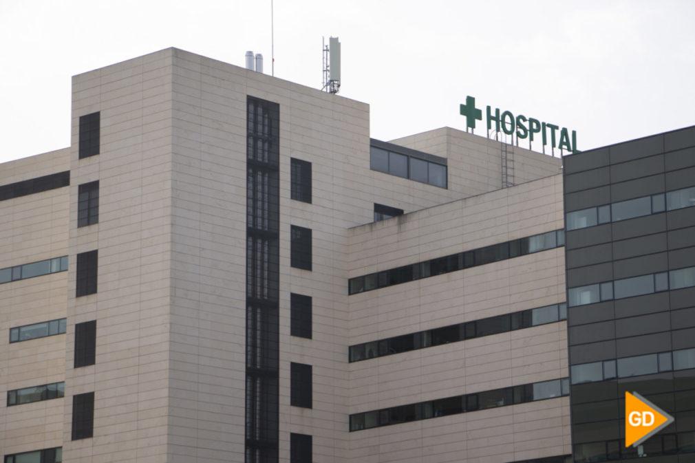 Hospitales PTS Virgen de las Nieves Coronavirus - Dani B