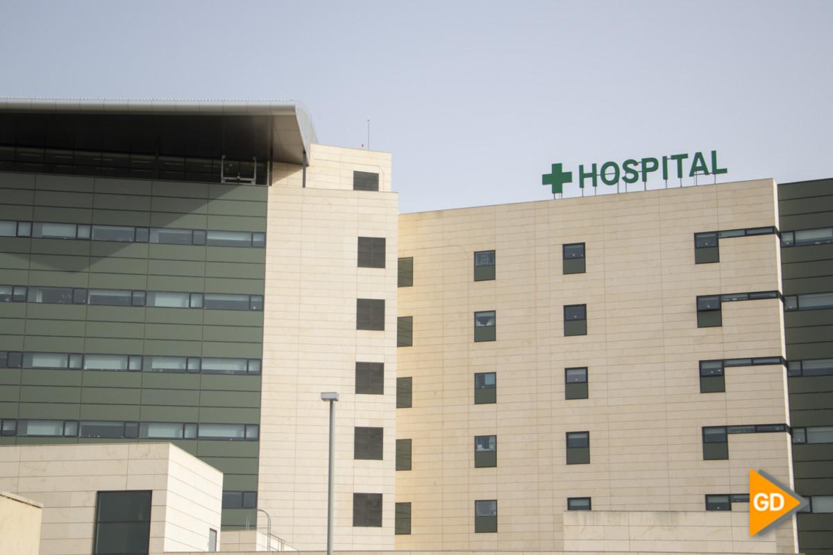 Hospitales PTS Virgen de las Nieves Coronavirus – Dani B-13