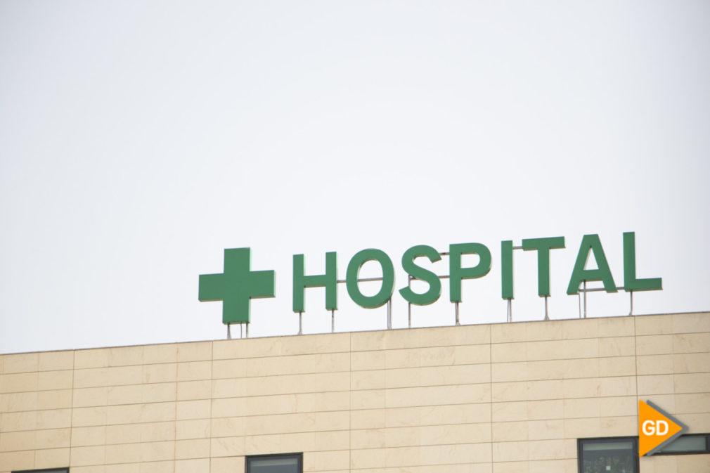 Hospitales PTS Virgen de las Nieves Coronavirus - Dani B-14